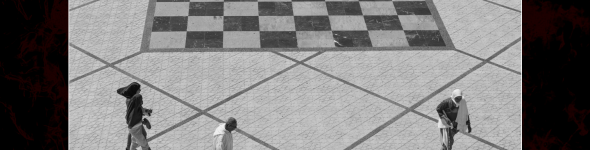 Leaving the checkerboard – Chefchaouene