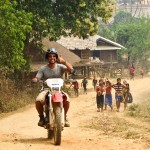 North Laos Motorbiking
