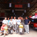 Amigos bomberos de Brandsen