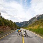The Carretera Austral is her playground